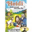 Heidi, Folge 1: Heidi kommt zum Alm-Öhi Audiobook