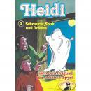 Heidi, Folge 4: Sehnsucht, Spuk und Tränen Audiobook