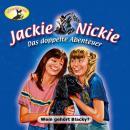 Jackie und Nickie - Das doppelte Abenteuer, Neue Version, Folge 1: Wem gehört Blacky? Audiobook
