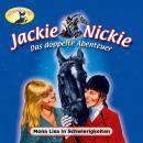 Jackie und Nickie - Das doppelte Abenteuer, Neue Version, Folge 3: Mona Lisa in Schwierigkeiten Audiobook