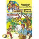 Tommy und seine Freunde, Folge 10: Das Geheimnis der schwarzen Karo Vier Audiobook