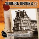 Sherlock Holmes & Co, Folge 44: Der Falschspieler mit dem Karo-Ass Audiobook