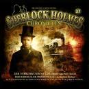 Sherlock Holmes Chronicles, Folge 37: Der verschwundene Diplomat / Der Rheingauer Prinzenraub Audiobook