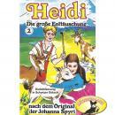 Heidi, Folge 2: Die große Enttäuschu Audiobook