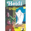 Heidi, Folge 4: Sehnsucht, Spuk und Träne Audiobook