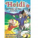 Heidi, Folge 5: Heimkehr auf die Alm Audiobook