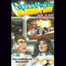 Space Ryder SR-447, Folge 1: Das unheimliche Raumschiff Audiobook