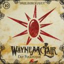 Wayne McLair, Folge 10: Der Feueropal Audiobook