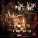 Oscar Wilde & Mycroft Holmes, Sonderermittler der Krone, Folge 13: Die Auktion der Diebe Audiobook