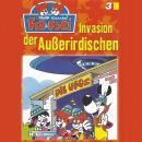 Fix & Foxi, Folge 3: Invasion der Außerirdische Audiobook
