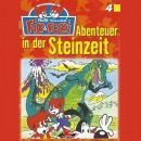 Fix & Foxi, Folge 4: Abenteuer in der Steinzeit Audiobook