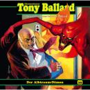 Tony Ballard, Folge 35: Der Albtraum-Dämon Audiobook