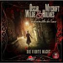 Oscar Wilde & Mycroft Holmes, Sonderermittler der Krone, Folge 22: Die vierte Macht Audiobook