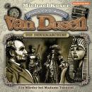 Professor van Dusen, Folge 9: Ein Mörder bei Madame Tussau Audiobook