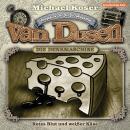 Professor van Dusen, Folge 14: Rotes Blut und weißer Käse Audiobook