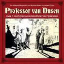 Professor van Dusen, Die neuen Fälle, Fall 7: Professor van Dusen zündet ein Feuerwerk Audiobook