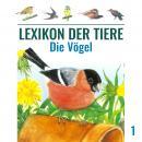 Lexikon der Tiere, Folge 1: Die Vögel Audiobook