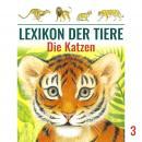 Lexikon der Tiere, Folge 3: Die Katzen Audiobook