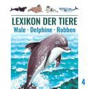 Lexikon der Tiere, Folge 4: Wale - Delphine - Robben Audiobook