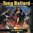 Tony Ballard, Folge 1: Die Höllenbrut Audiobook
