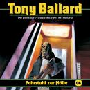 Tony Ballard, Folge 4: Fahrstuhl zur Hölle Audiobook