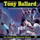 Tony Ballard, Folge 14: Das Schiff der schwarzen Piraten Audiobook