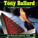 Tony Ballard, Folge 15: Der Sarg der tausend Tode Audiobook