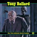 Tony Ballard, Folge 23: Der Tod schleicht durch London Audiobook