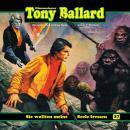 Tony Ballard, Folge 27: Sie wollten meine Seele fressen Audiobook