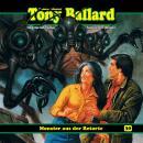 Tony Ballard, Folge 30: Monster aus der Retorte Audiobook
