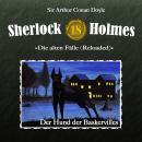Sherlock Holmes, Die alten Fälle (Reloaded), Fall 18: Der Hund der Baskervilles Audiobook
