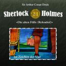 Sherlock Holmes, Die alten Fälle (Reloaded), Fall 24: Im Zeichen der Vier Audiobook