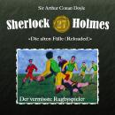 Sherlock Holmes, Die alten Fälle (Reloaded), Fall 27: Der vermisste Rugbyspieler Audiobook