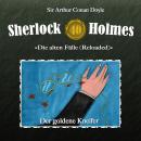 Sherlock Holmes, Die alten Fälle (Reloaded), Fall 40: Der goldene Kneifer Audiobook
