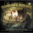 Sherlock Holmes Chronicles, Folge 48: Die verschwundene Witwe Audiobook
