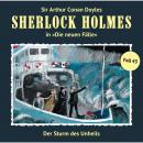 Sherlock Holmes, Die neuen Fälle, Fall 43: Der Sturm des Unheils Audiobook