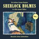 Sherlock Holmes, Die neuen Fälle, Fall 1: Besuche eines Gehenkten Audiobook