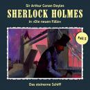 Sherlock Holmes, Die neuen Fälle, Fall 5: Das steinerne Schiff Audiobook