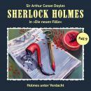 Sherlock Holmes, Die neuen Fälle, Fall 9: Holmes unter Verdacht Audiobook