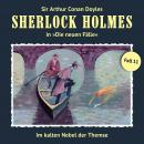 Sherlock Holmes, Die neuen Fälle, Fall 11: Im kalten Nebel der Themse Audiobook
