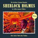 Sherlock Holmes, Die neuen Fälle, Fall 16: Der leise Takt des Todes Audiobook