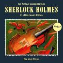 Sherlock Holmes, Die neuen Fälle, Fall 17: Die drei Diven Audiobook