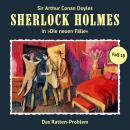 Sherlock Holmes, Die neuen Fälle, Fall 18: Das Ratten-Problem Audiobook