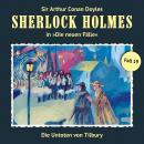 Sherlock Holmes, Die neuen Fälle, Fall 19: Die Untoten von Tilbury Audiobook