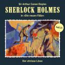 Sherlock Holmes, Die neuen Fälle, Fall 21: Der ehrlose Löwe Audiobook