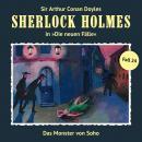 Sherlock Holmes, Die neuen Fälle, Fall 24: Das Monster von Soho Audiobook