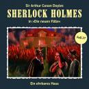 Sherlock Holmes, Die neuen Fälle, Fall 27: Ein ehrbares Haus Audiobook