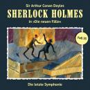 Sherlock Holmes, Die neuen Fälle, Fall 35: Die letzte Symphonie Audiobook