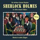 Sherlock Holmes, Die neuen Fälle, Fall 36: Remis in zehn Zügen Audiobook