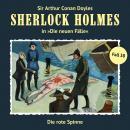 Sherlock Holmes, Die neuen Fälle, Fall 38: Die rote Spinne Audiobook